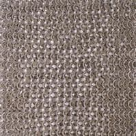 Chain Mail Chausses/ Leg Protection Flat Ring Wedge Rivets Mixed(FWM)